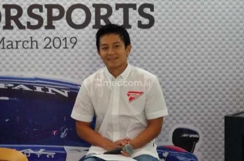 Rio Haryanto Comeback ke Lintasan Balap