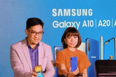 Samsung Galaxy A30 dan Galaxy A50 ke Indonesia, Spesifikasinya?