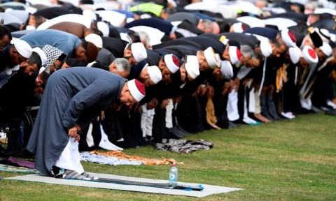 Khotbah Lengkap Imam Masjid Al Noor Selandia Baru