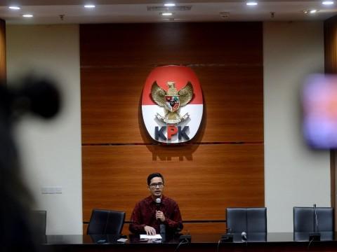 KPK Tangkap 2 Orang terkait OTT Krakatau Steel