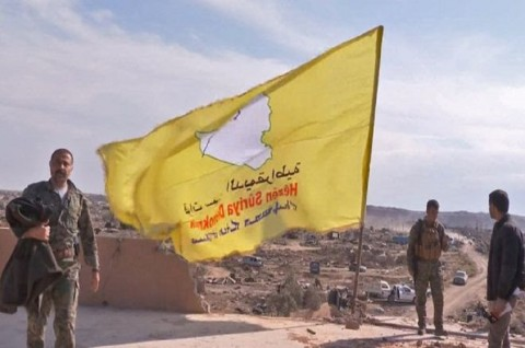 SDF Klaim Telah Berhasil Tumbangkan Kekhilafahan ISIS