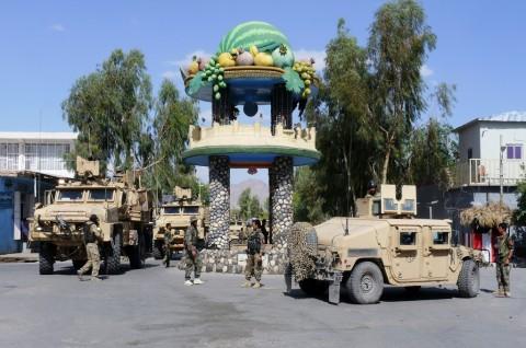 Ledakan di Hari Petani Afghanistan Tewaskan Empat Orang