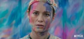 Debut 'Captain Marvel' sebagai Sutradara Film Netflix