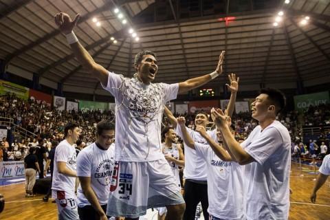 Stapac Jakarta Juara IBL 2018--2019