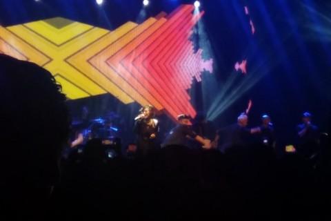 Agnez Mo Menangis di Konser #Sikathabis