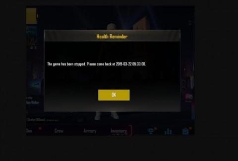 PUBG Batasi Waktu Main Gamer India