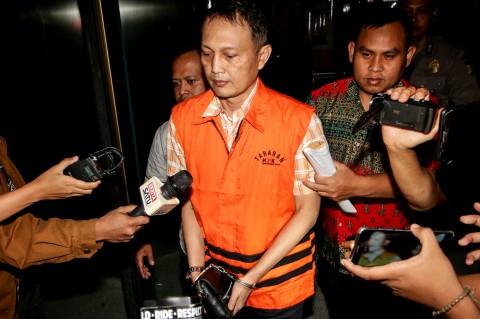 Direktur PT Krakatau Steel Ditahan KPK