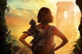 Aksi Dora dan Boots dalam Trailer Film Terbaru Versi Live Action
