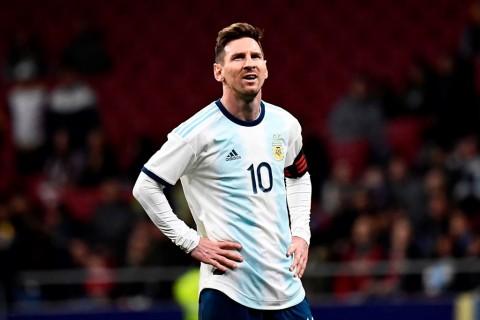 Selain Kalah, Argentina Juga Kehilangan Lionel Messi