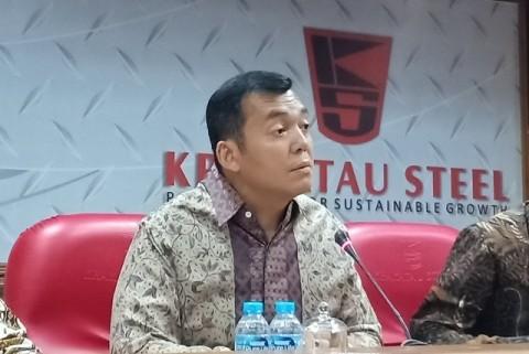 OTT KPK Tak Ganggu Produksi Baja Krakatau Steel