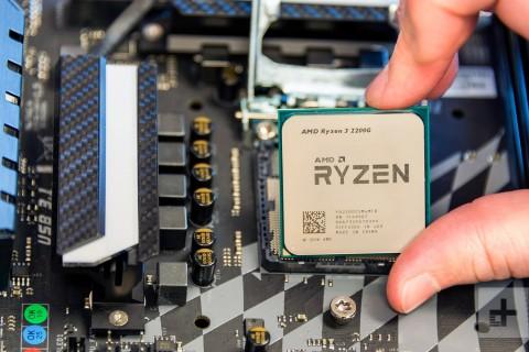 ASUS Siapkan Motherboard Chipset AMD Terbaru?