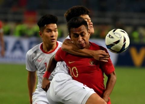 Vietnam Kubur Asa Indonesia Menuju Piala Asia U-23