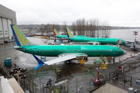 Dekati Pilot, Boeing Cari Dukungan untuk 737 MAX