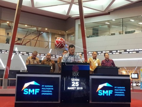 SMF Terbitkan Obligasi PUB IV Tahap VIII Rp2,51 Triliun