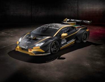 Nuansa Indonesia di Lamborghini Huracan Super Trofeo Evo Collector