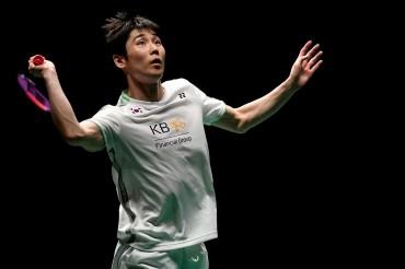 Tunggal Putra Terbaik Korsel Terancam Absen di Olimpiade 2020