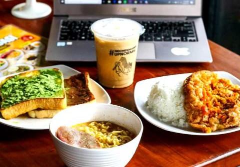 Sensasi Makan dengan Cara Bayar Terbaru di Upnormal