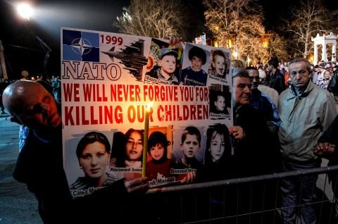 Serbia Peringati 20 Tahun Pengeboman NATO