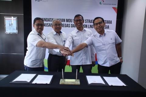 Nusantara Regas Gandeng PGN Kembangkan Bisnis Regasifikasi LNG