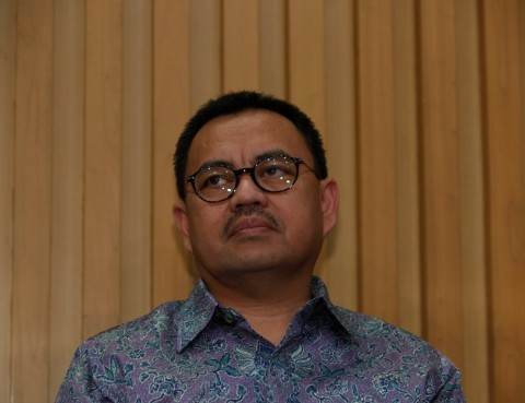 Sudirman Said Dilaporkan ke Bareskrim Polri
