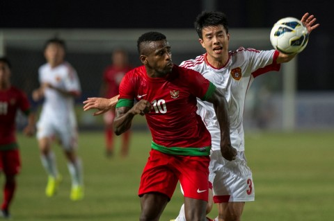 Sementara, Greg Bawa Indonesia Ungguli Myanmar
