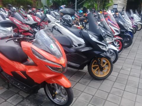 Ratusan Bikers ANPC Serbu Yogyakarta