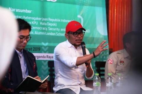 Menaker: Generasi Milenial Jangan Golput