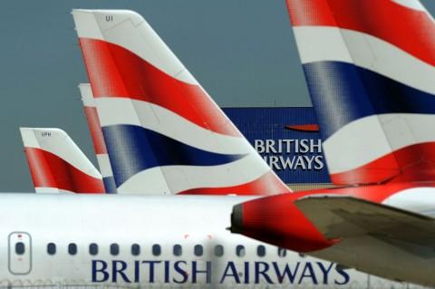 Pesawat British Airways Mendarat 800 KM dari Kota Tujuan