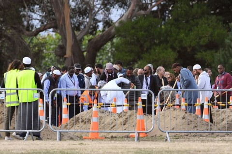 Usai Makamkan Anaknya, Ibu Korban Penembakan Christchurch Meninggal