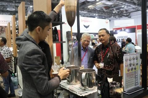 Singapura Pasar Potensial Kopi Indonesia di ASEAN