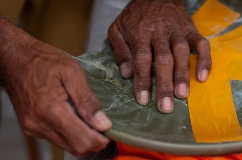 Perbaikan Keramik Koleksi Museum Sulawesi Tengah