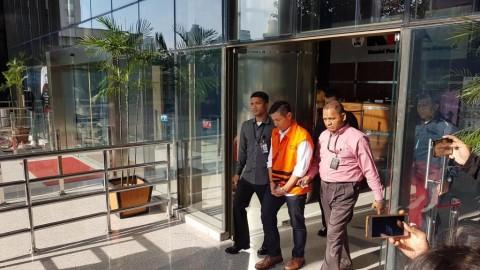 Tersangka Suap Krakatau Steel Ditahan KPK