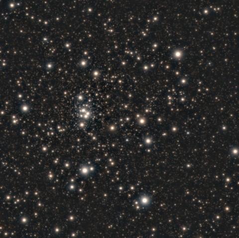 Ini Penampakan Salah Satu Gugus Bintang Tertua
