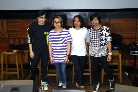 Rayakan 25 Tahun, Gigi Siapkan Konser Tunggal di Yogyakarta