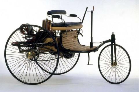Intip Mobil Pertama di Dunia Benz Patent-Motorwagen