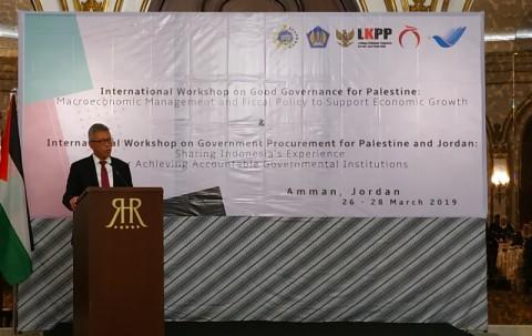 Indonesia Beri Pelatihan Manajemen Ekonomi Makro untuk Palestina