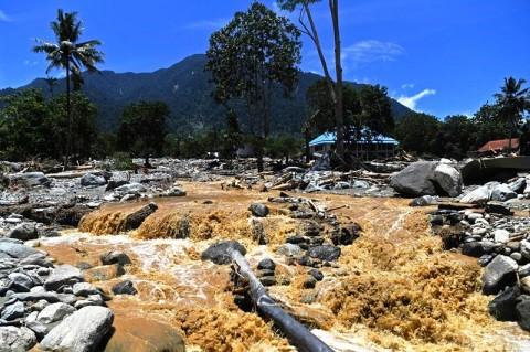 Korban Banjir Bandang Sentani akan Dimakamkan di Kampung Harapan