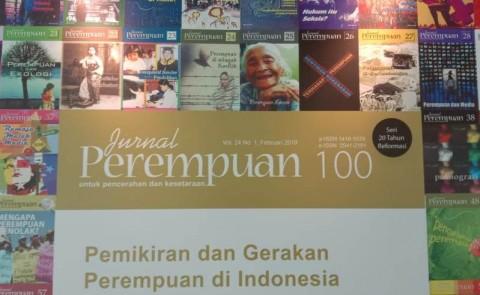 'Jurnal Perempuan' Ungkap Peran Kaum Hawa bagi Indonesia