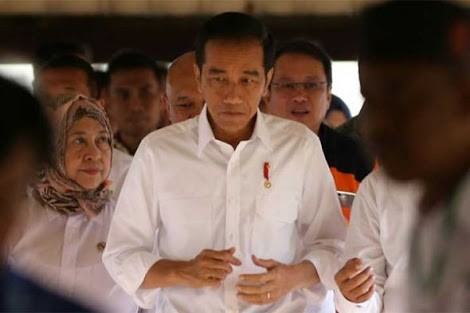 Jokowi Yakin Menang 60 Persen di Kalbar