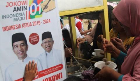 Narasi 'Putih-putih' Jokowi-Ma'ruf Bentuk Hijrah