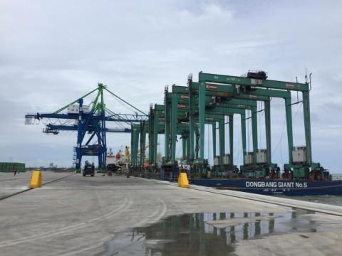Makassar New Port Diresmikan April Mendatang