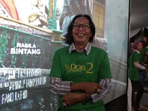 Belum Ada Kisah Cinta Mandra dan Munaroh di Si Doel The Movie 2