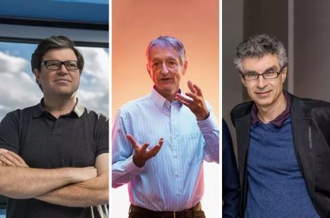 Tiga Bapak AI Dapat Turing Award Senilai Rp14,3 Miliar