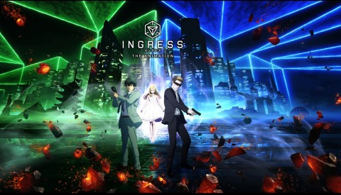 Game Ingress Jadi Seri Animasi di Netflix