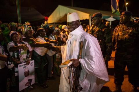Eks Presiden Gambia Dilaporkan Korupsi Rp14,2 Triliun
