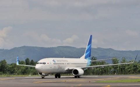 Garuda: Pesawat Boeing Lebih Andal dan Efisien
