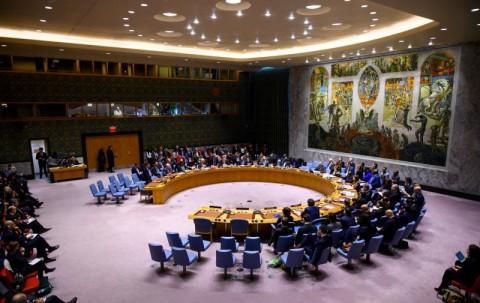DK PBB Kecam Langkah AS atas Golan