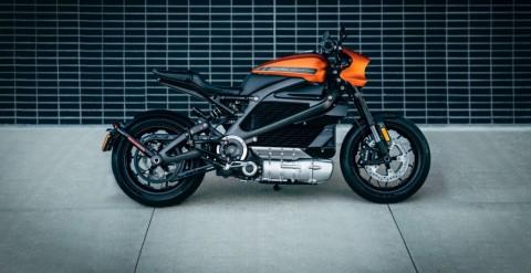Intip Performa Harley-Davidson LiveWire Serupa dengan Supercar