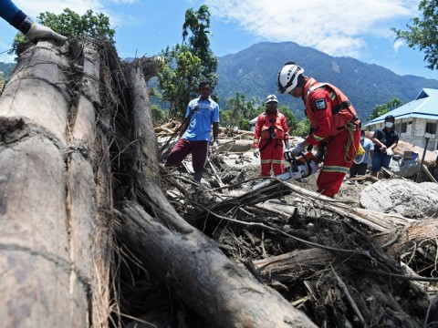 BNPB: 77 Jenazah Korban Banjir Sentani Teridentifikasi