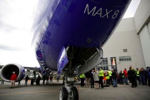 Boeing Umumkan Perbaikan Teknologi 737 MAX